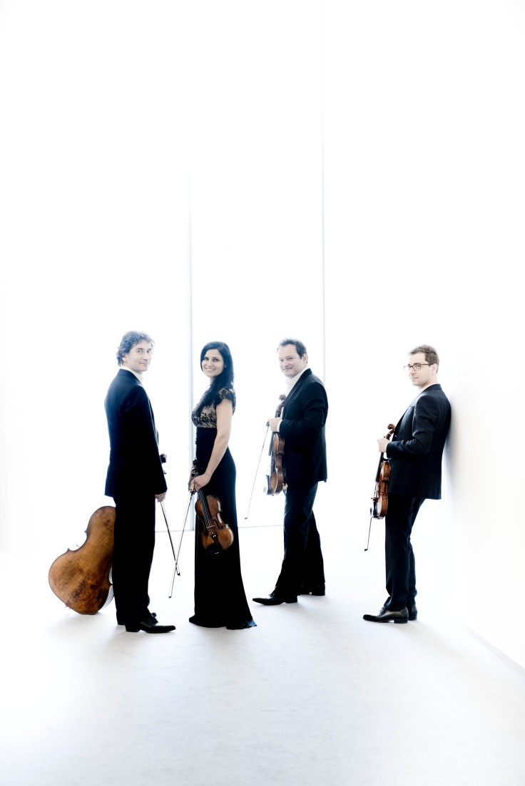 Belcea Quartet Photo: Marco Borggreve